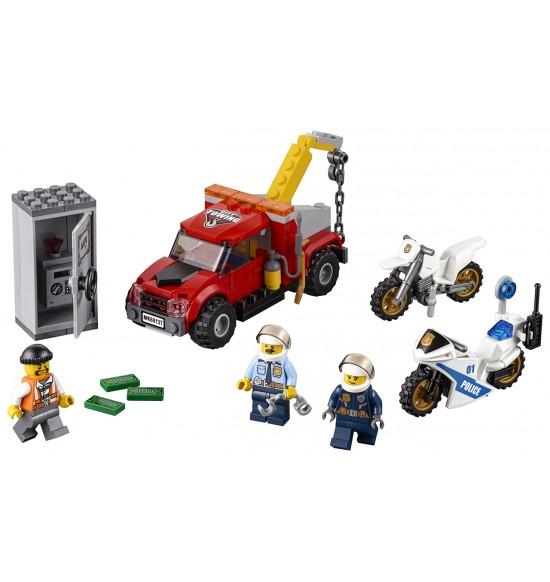LEGO City 60137 Odťahové vozidlo