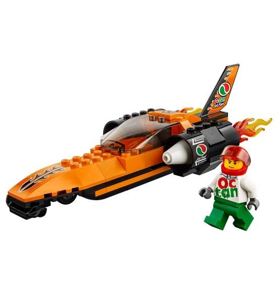 LEGO City 60178 Rýchlostné auto