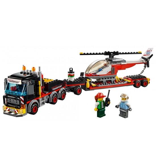 LEGO City 60183 Ťahač na prepravu ťažkého nákladu