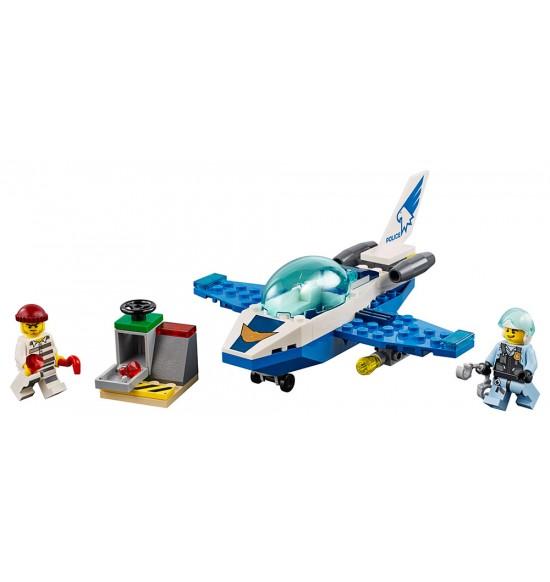 LEGO City 60206 Letecká policajná hliadka