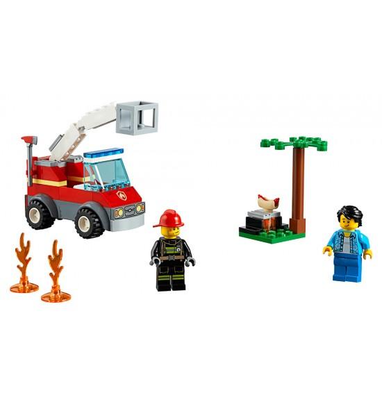 LEGO City 60212 Vyhorená grilovačka