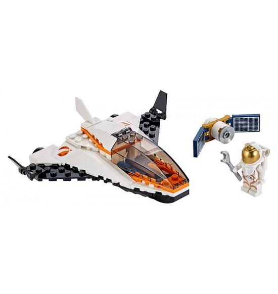 LEGO City 60224 Údržba vesmírnej družice