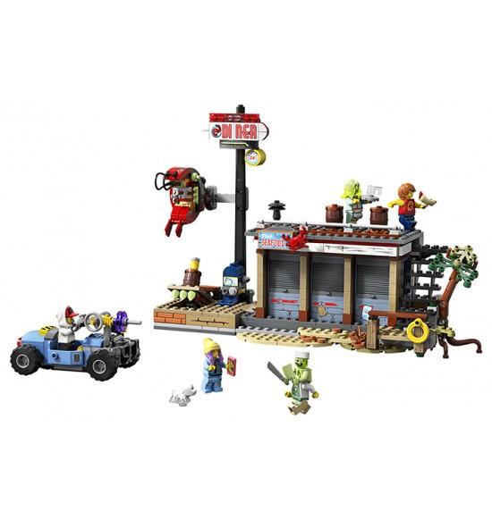 LEGO  70422 Útok na stánok s krevetami