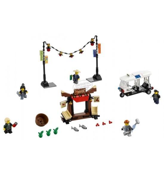 LEGO Ninjago 70607 Naháňačka po NINJAGO City