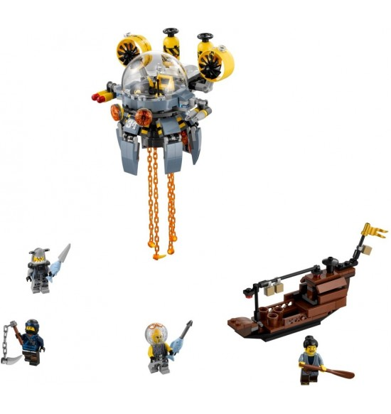 LEGO Ninjago 70610 CONF_70610 Name TBD