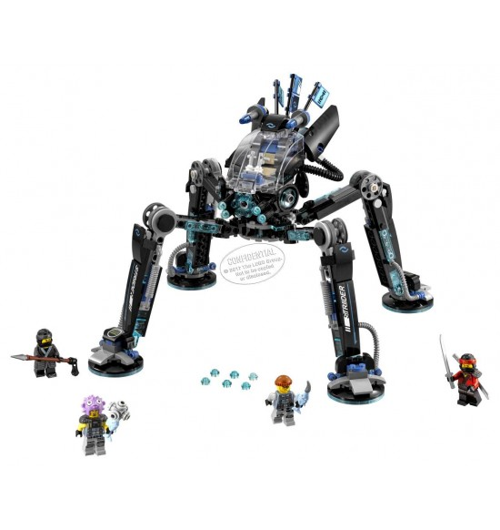 LEGO Ninjago 70611 Vodný chodec