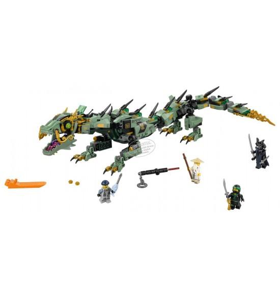 LEGO Ninjago 70612 Robotický drak Zeleného nindžu