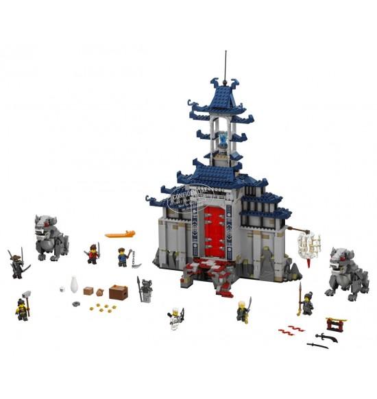 LEGO Ninjago 70617 Chrám najmocnejšej zbrane