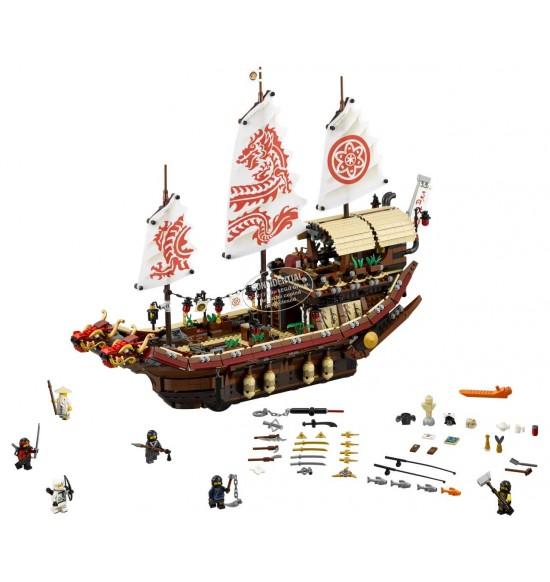 LEGO Ninjago 70618 Odmena osudu