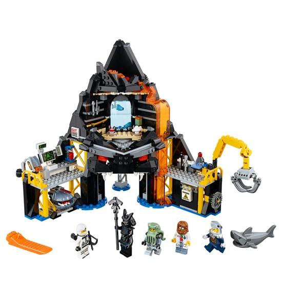 LEGO Ninjago 70631 Garmadonove sopečné dúpä
