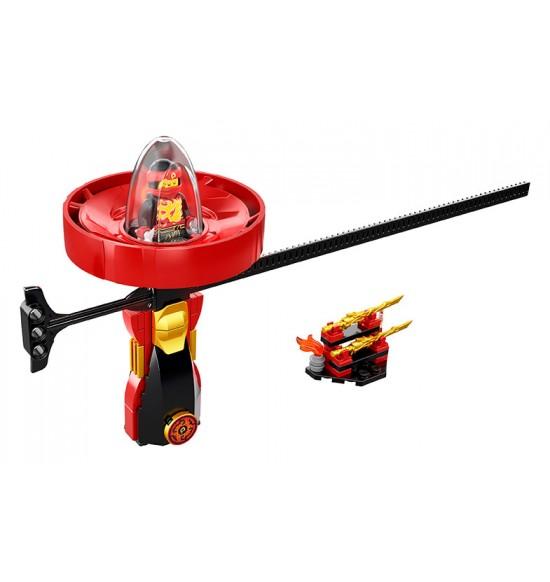 LEGO Ninjago 70633 Kai - Majster Spinjitzu