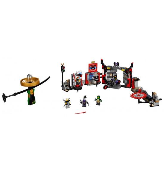LEGO Ninjago 70640 S.O.G. Základňa