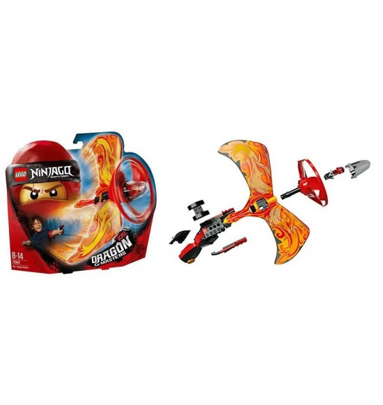 LEGO Ninjago 70647 Kai – pán drakov