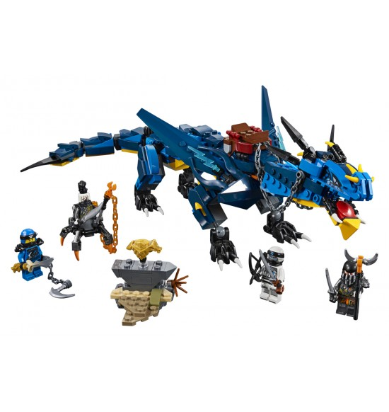 LEGO Ninjago 70652 Nositeľ búrky