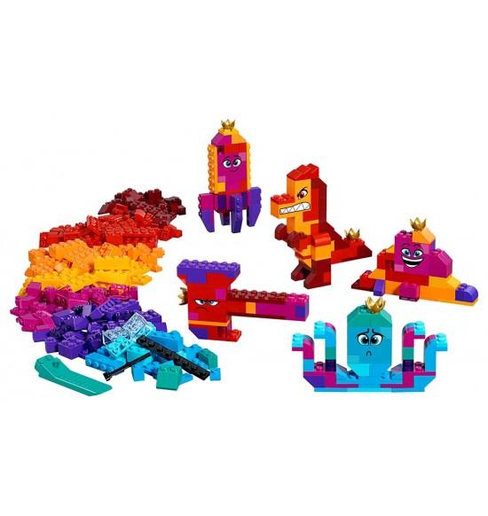 LEGO Movie 70825 Neobmedzené modely kráľovny Watevry