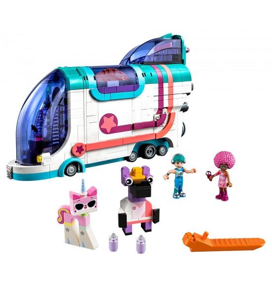 LEGO Movie 70828 Vyklápací párty autobus