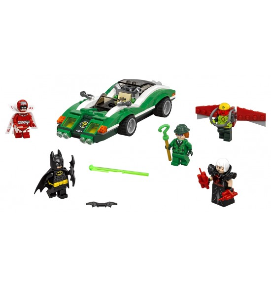 LEGO Batman Movie 70903 Hádankár a jeho vozidlo Riddle Racer