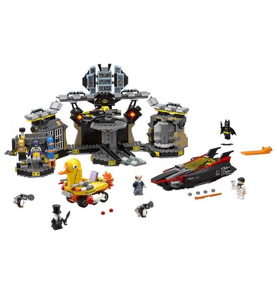 LEGO Batman Movie 70909 Vlámania do Batcave