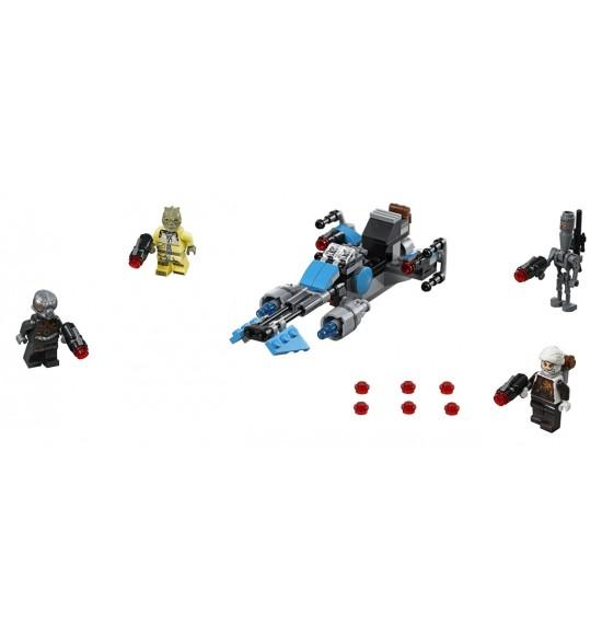 LEGO Star Wars 75167 Speederová motorka námezdního lovce