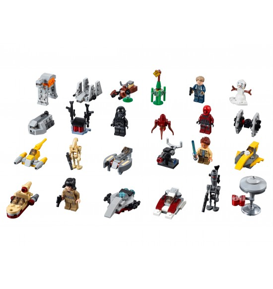 LEGO Star Wars 75213 Adventný kalendár LEGO® Star Wars™