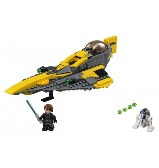LEGO Star Wars 75214 Anakinov jediský Starfighter