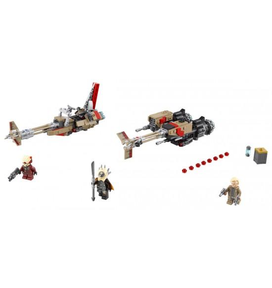 LEGO Star Wars 75215 Prepadnutie v Oblačnom meste