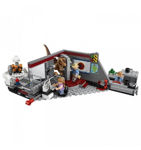 LEGO  75932 Jurský park: Naháňačka s Velciraptorom