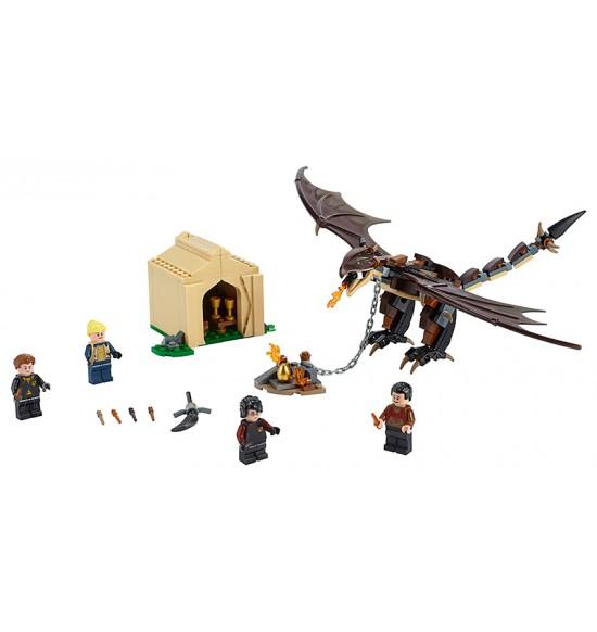 LEGO Harry Potter 75946 Uhorský chvostorožec: Trojčarodejnícky turnaj