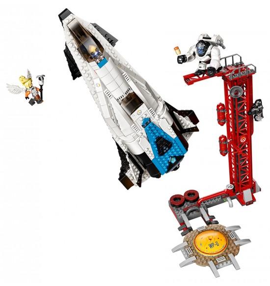 LEGO  75975 Watchpoint: Gibraltár