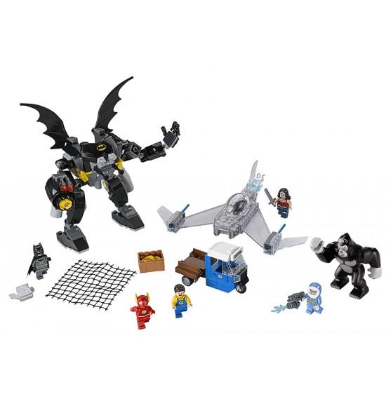 LEGO Super Heroes 76026 Vystrájanie Gorily Grodd