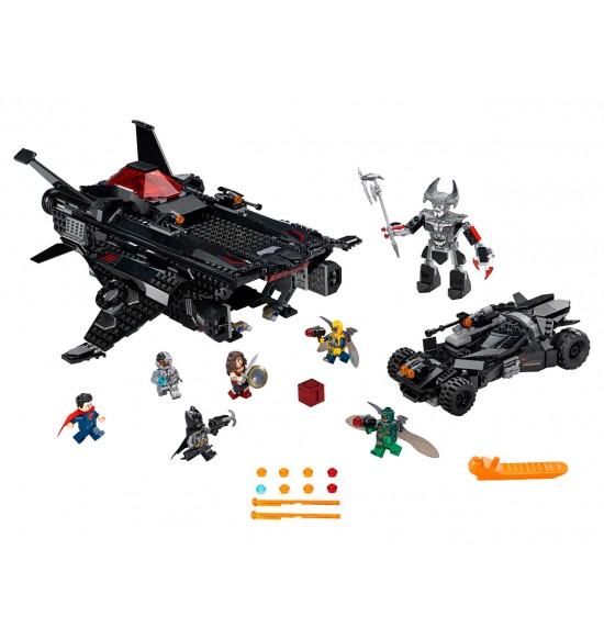 LEGO Super Heroes 76087 Obrí netopier: Vzdušný útok v Batmobile