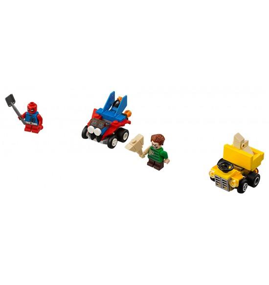 LEGO Super Heroes 76089 Mighty Micros: Scarlet Spider vs. Sandman