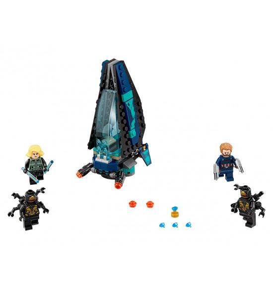 LEGO Super Heroes 76101 Útok vesmírnej lode Outrider