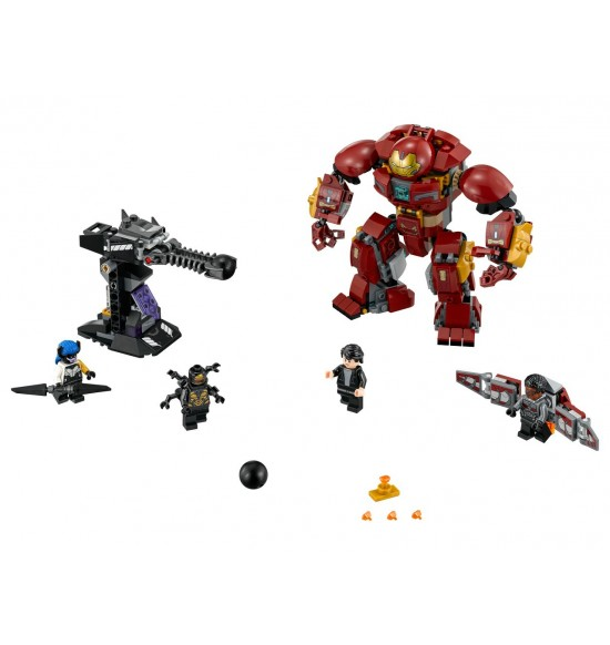 LEGO Super Heroes 76104 Zrážka s Hulkbusterom