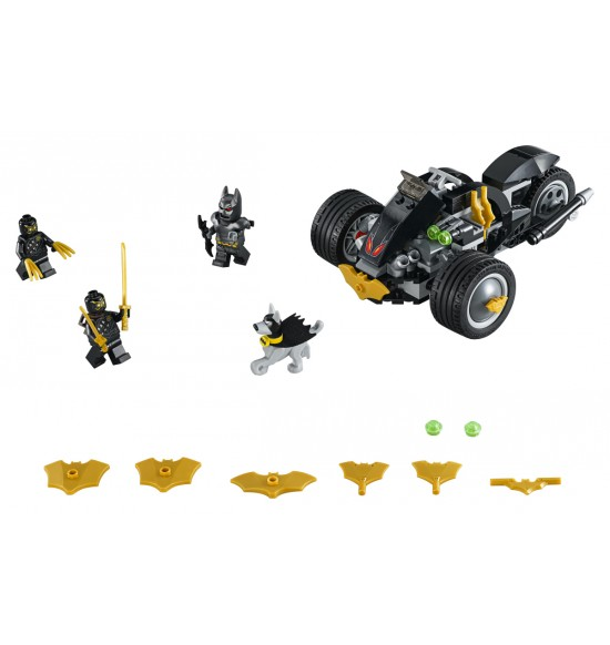 LEGO Super Heroes 76110 Batman: Útok Talonov