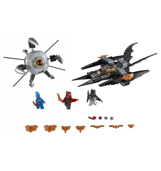LEGO Super Heroes 76111 Batman: Zničenie Brother Eye