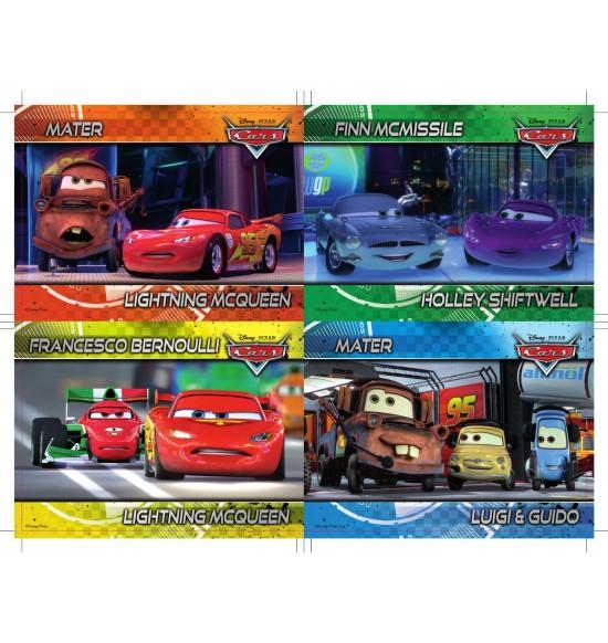 Cars 4v1 12/16/20/24d
