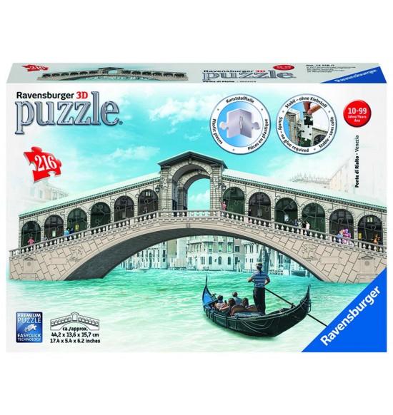 Rialto most, Benátky 216 dielikov