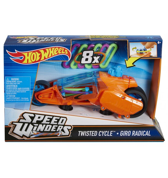 HW SPEED WINDERS MOTO ASST