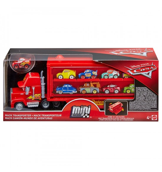 CARS 3 MINI TRANSPORTÉR