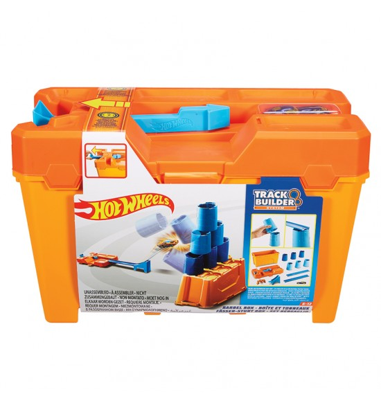 HW TRACK BUILDER BAREL BOX