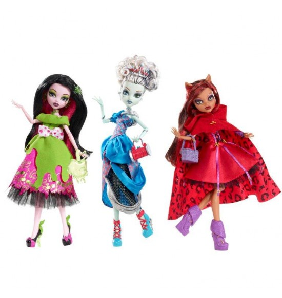 TGT Monster High