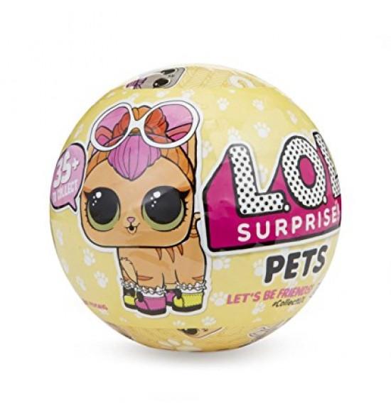 L.O.L. Surprise Pets Asst in PDQ Wave 1 (7L)