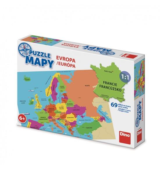 Mapy Európa 58D