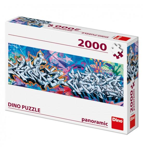 Grafitti 2000D panoramic