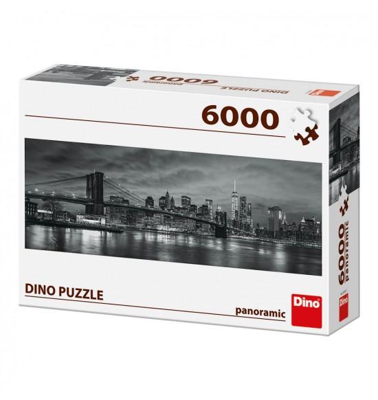 Most cez East River 6000D
