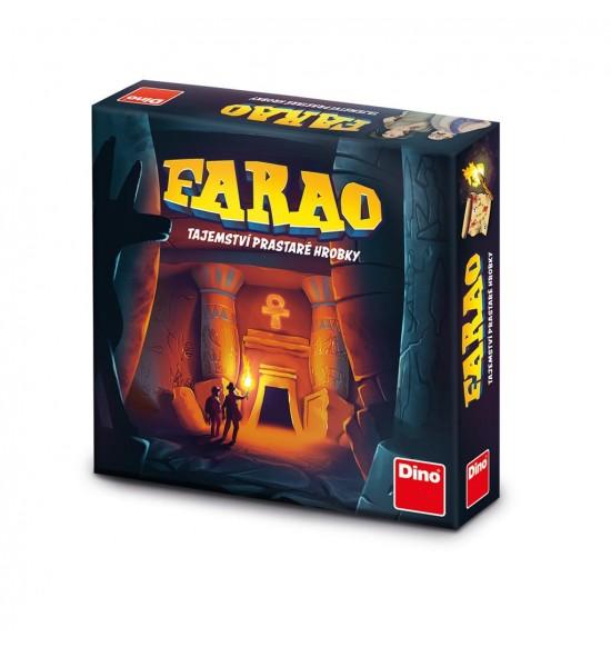 Faraón-Tajomstvo prastarej hrobky hra