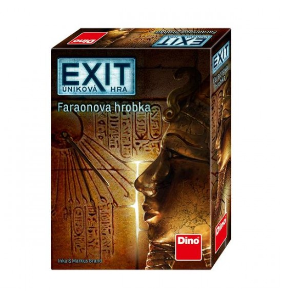 Faraonova hrobka párty hra