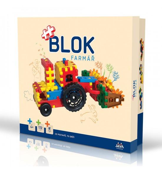 Stavebnice Blok farmář