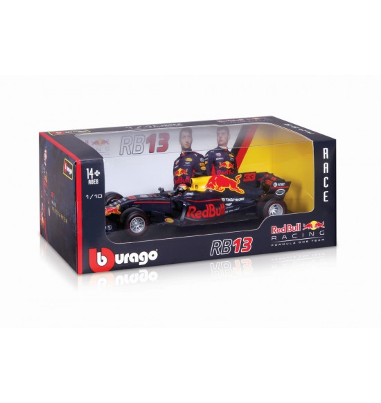 FORMULA RB RACING TAG HAUER 1:18